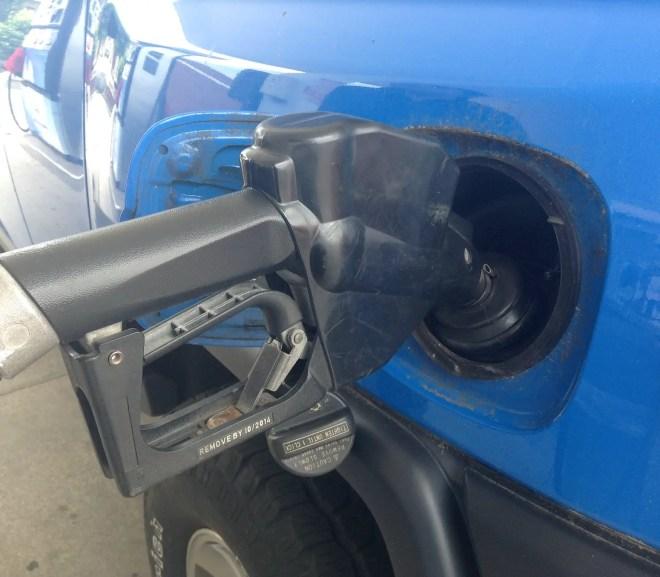 gas pump car maintenance