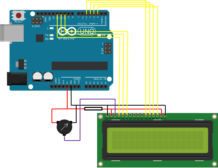 Lcd Screen Diagram - Wiring Diagram Structure