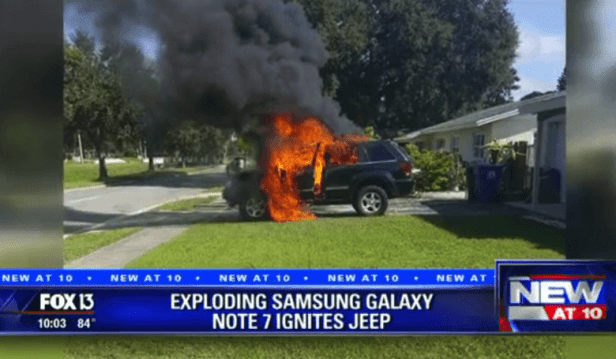 galaxy-note-7-explosion-in-jeep
