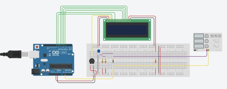 Arduino home energy meter