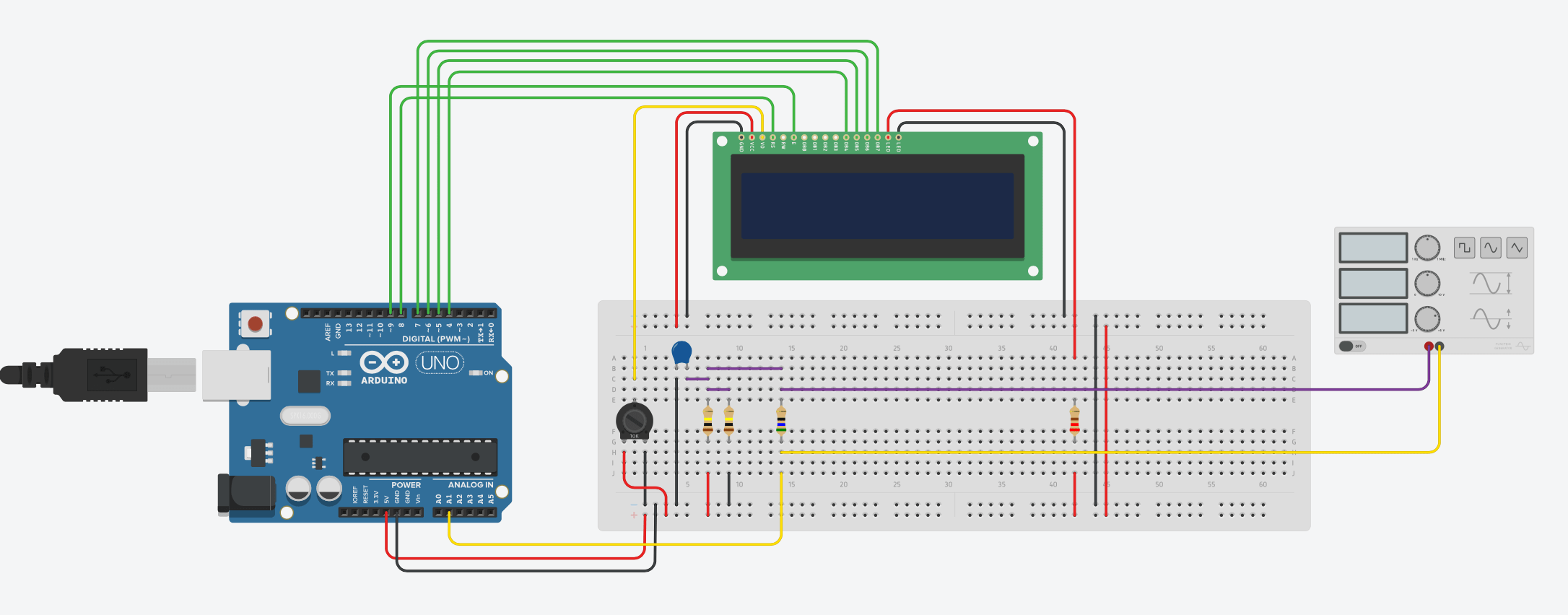 Simple Arduino Home Energy Meter | The DIY Life on
