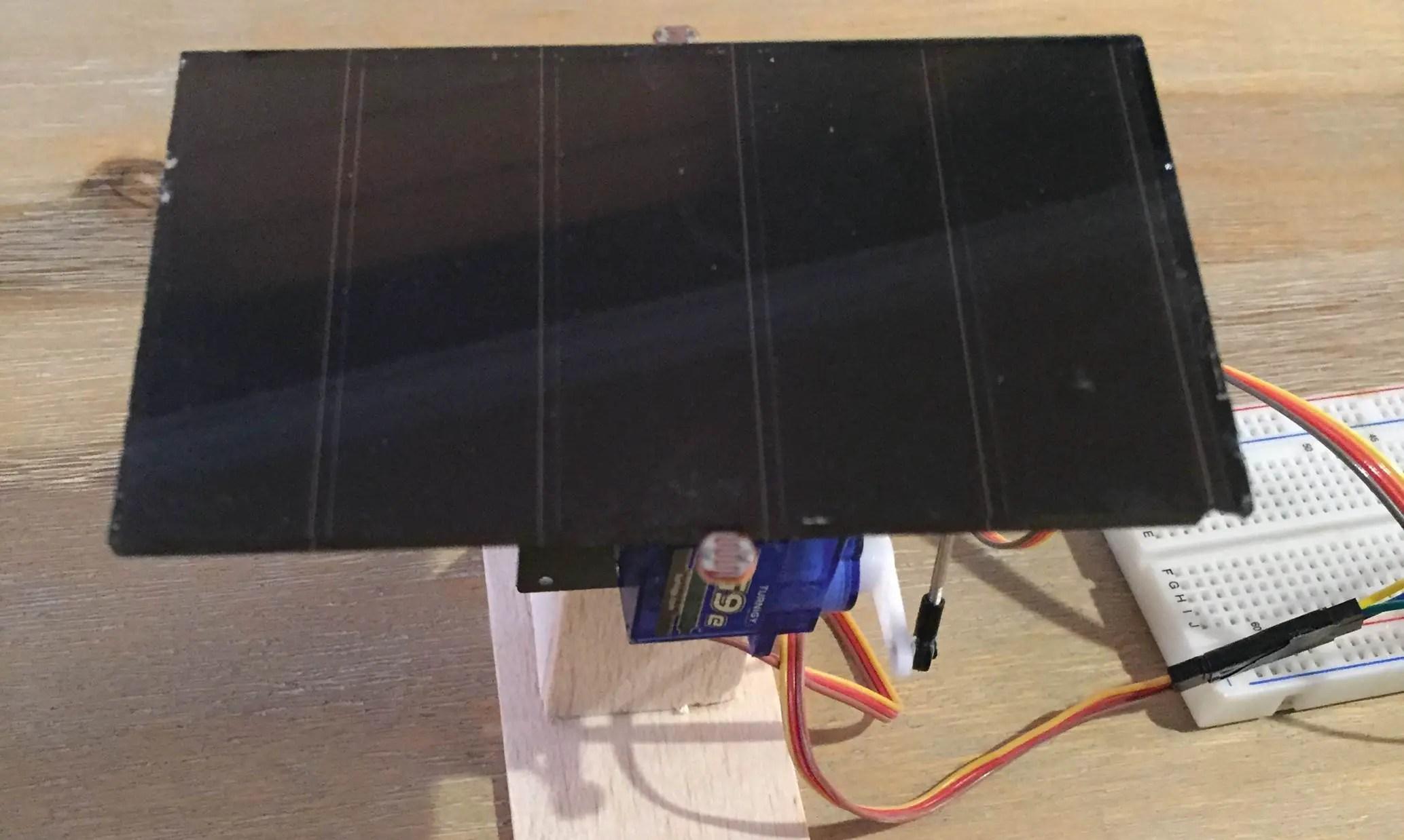 12VDC DIY Single Axis Solar Panel Sun Tracking Electronic Linear Control Board
