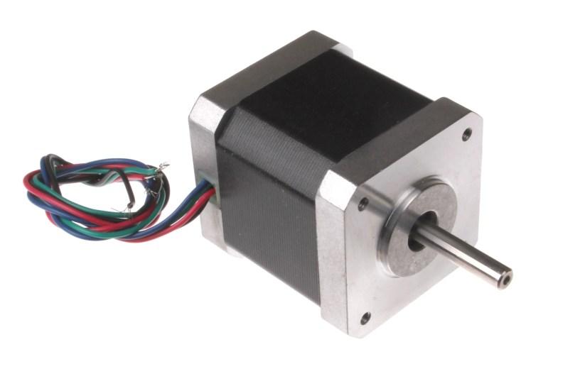 arduino stepper motor control with pololu driver