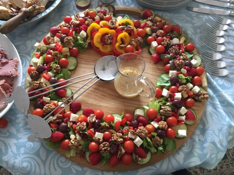 summer salad ring recipe