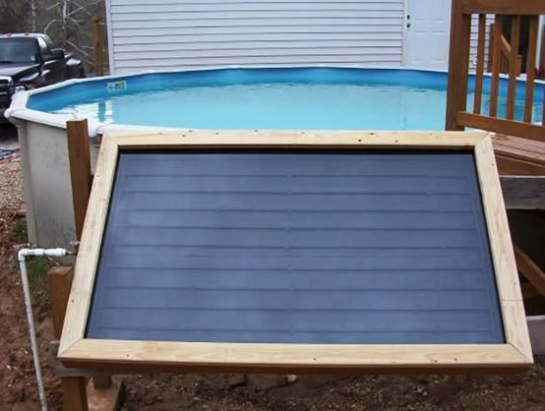 diy solar swimming pool heater