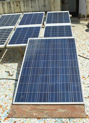 power your apartment with solar
