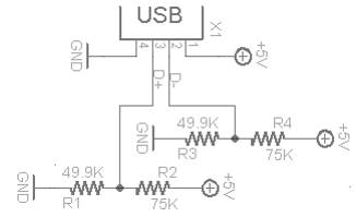 iphone resistor connections