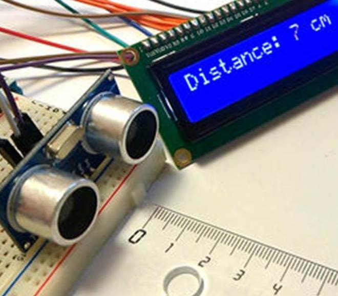 Ultrasonic Distance Measurement Using An Arduino