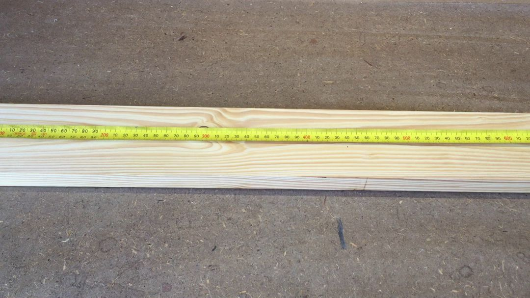 Measure And Cut 440mm Top And Bottom