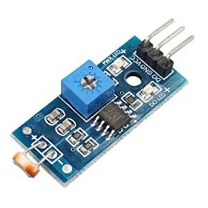 Photoresistor Sensor Module