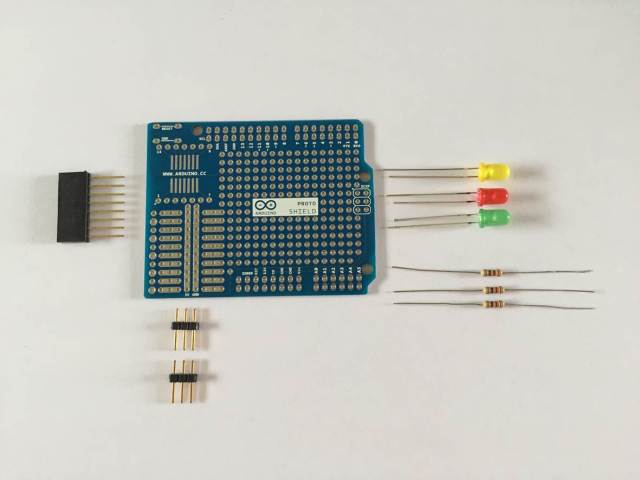 Prototyping Shield Components