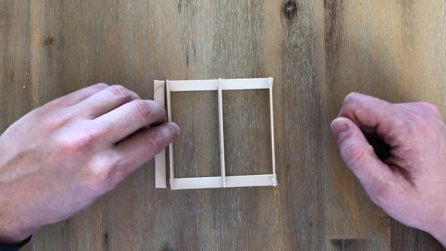 three stick middle layer of pallet