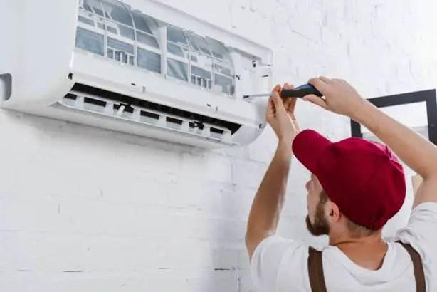 Scheduling Air Conditioner Services