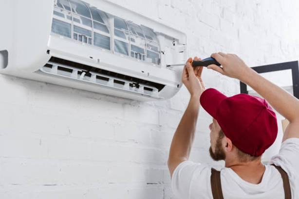 Scheduling Air Conditioner Services