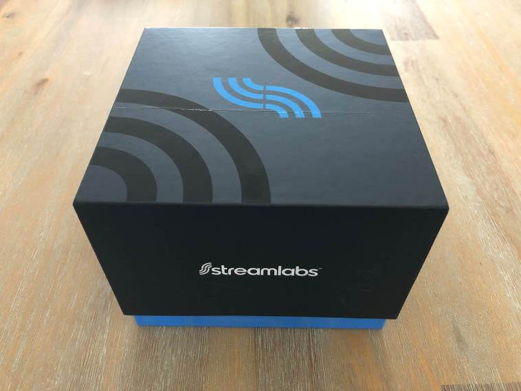 Streamlabs Water Monitor Box