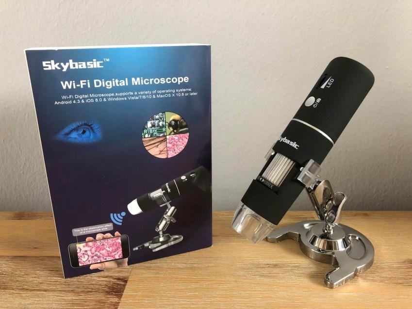 Skybasic Wireless Digital Microscope Review