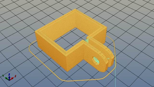 Osmo Pocket GoPro Adapter 3D Print
