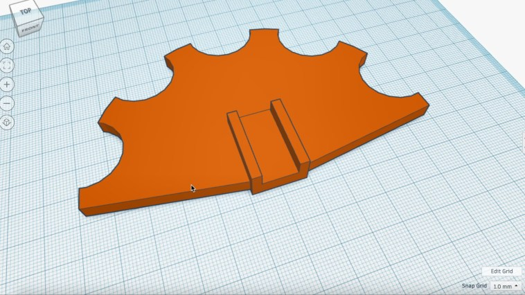 Designing 3D Printed Components For Skittles Sorter