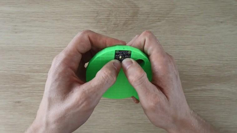 TCS34725 Colour Sensor For Skittles Sorting