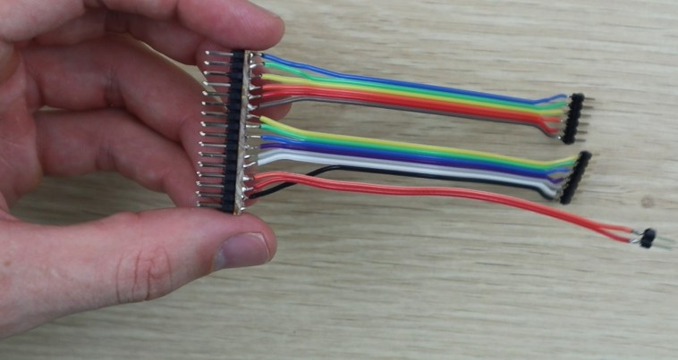 Servo Wiring Harness For Power & PWM Inputs