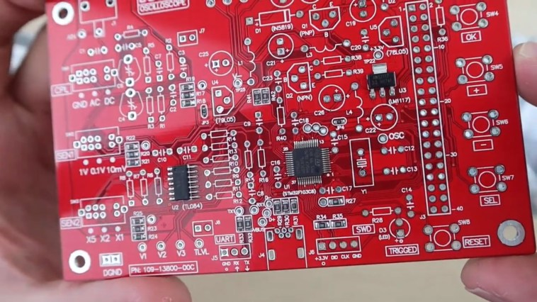 Surface Mount Components Are Pre Soldered