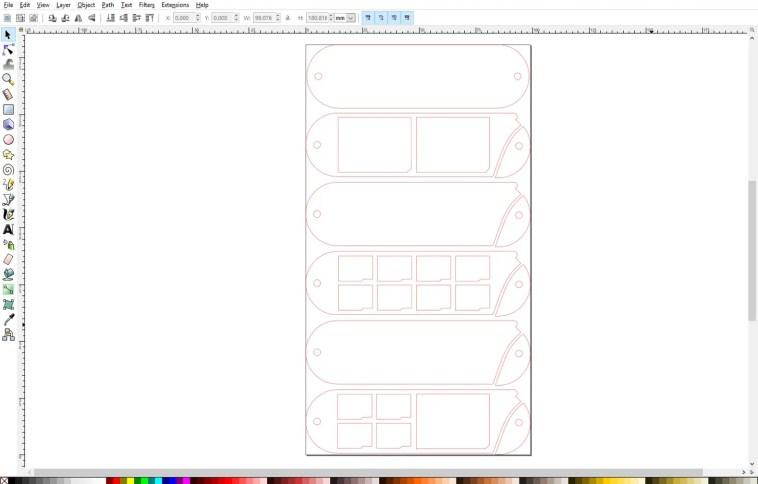 Acrylic Sheet Tray Designs
