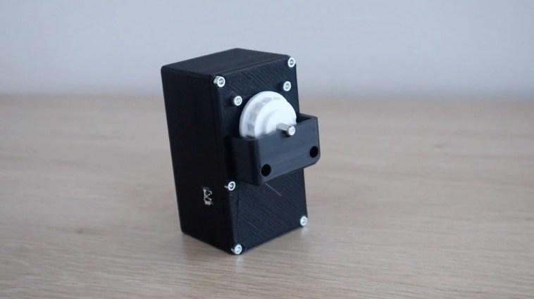 Arduino Automatic Blind Opener