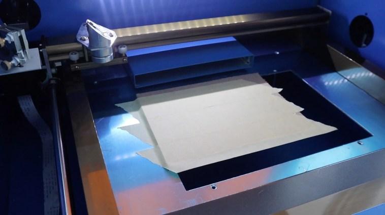 Laser Cutting MDF