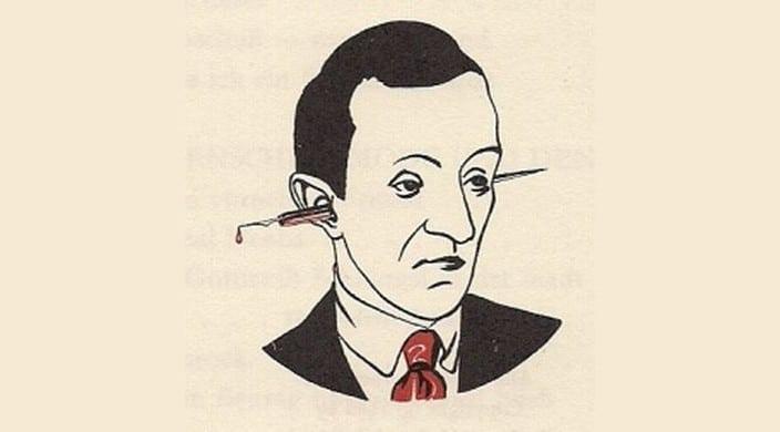 Hermann Harry Schmitz - die Karikatur