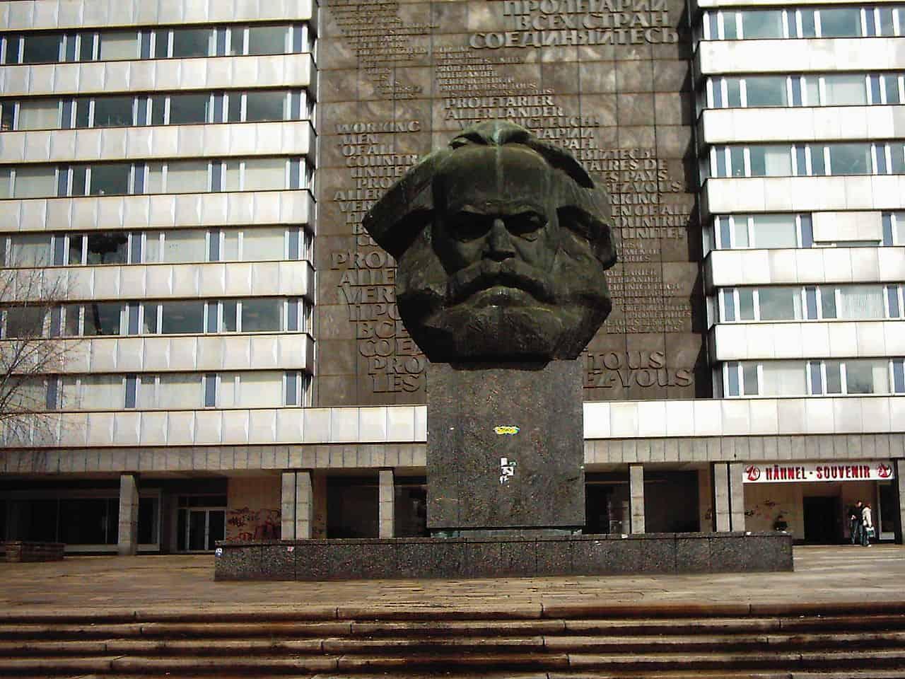 Der Nischl, das Wahrzeichen von Chemnitz (Foto: Wikimedia)
