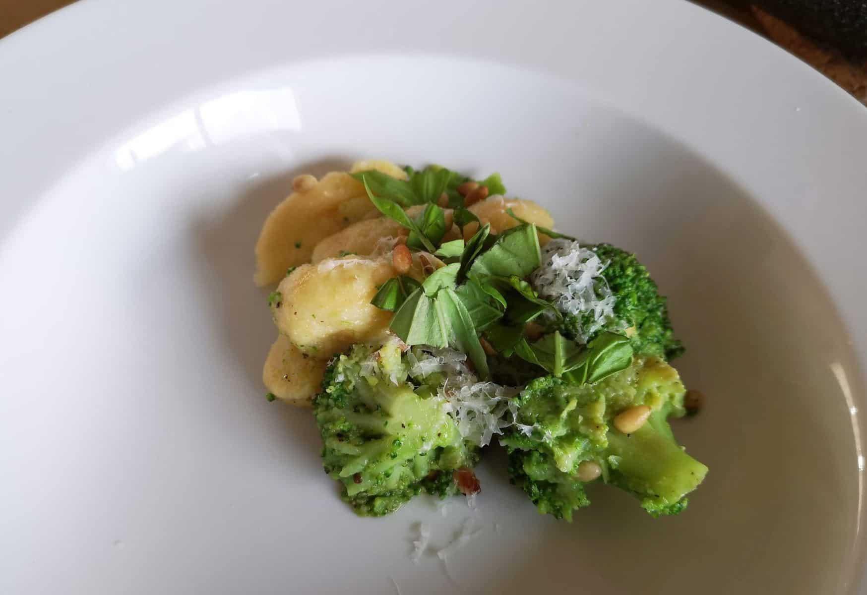 Gnocchi mit Gemüse und so
