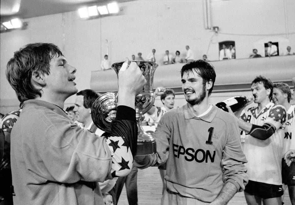 Das Wunder: TuRU gewinnt 1989 den IHF-Pokal
