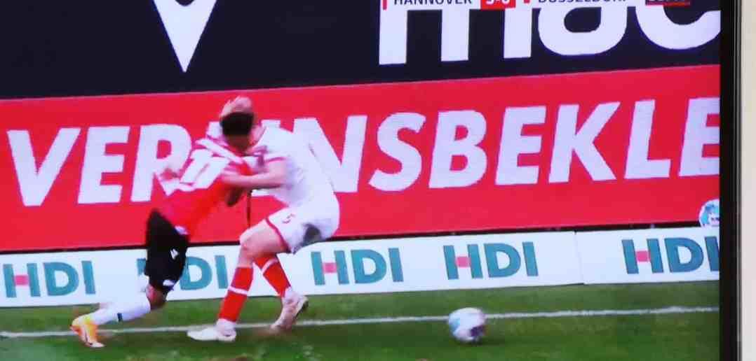 Hannover vs F95: Da war schon alles zu spät