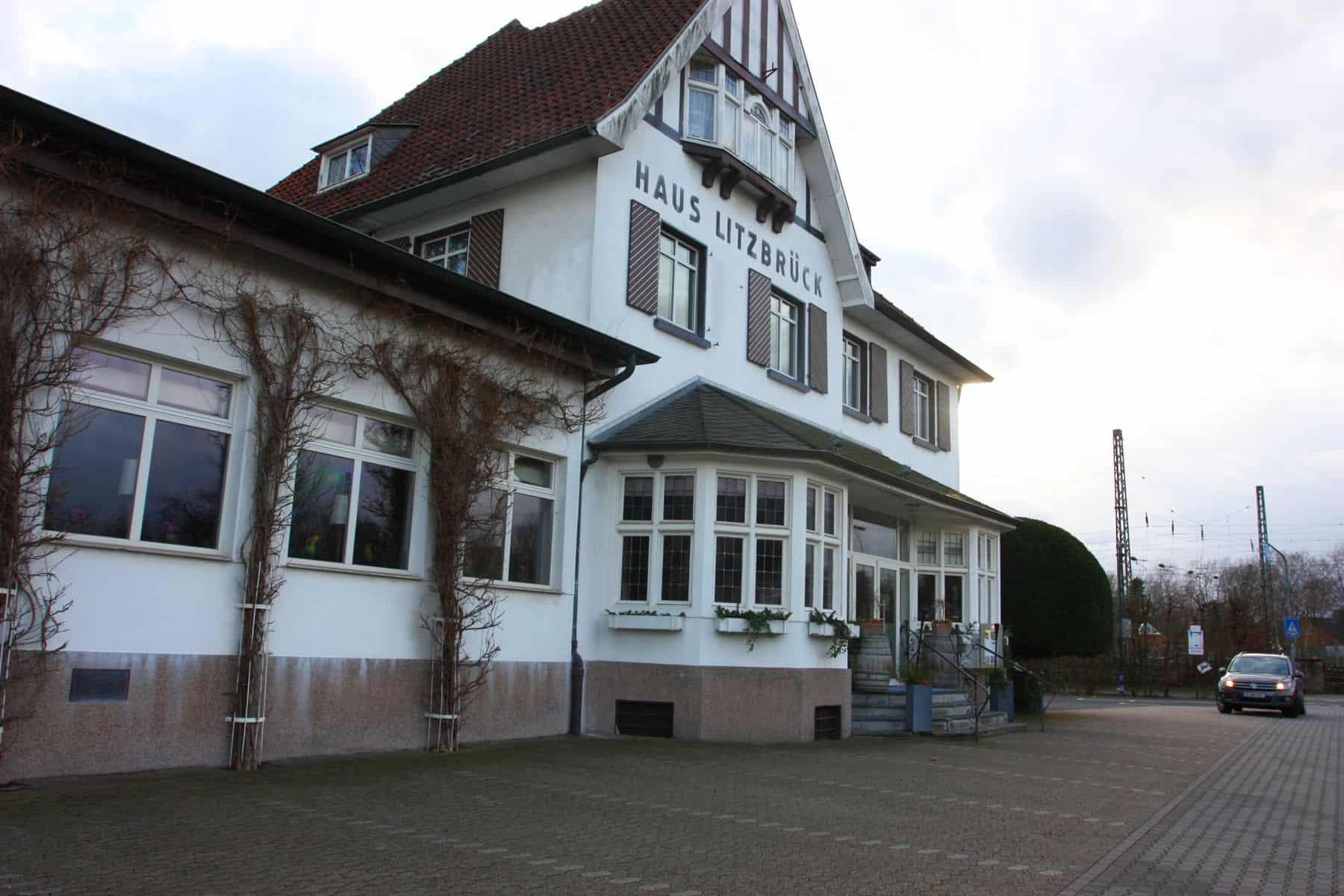 Haus Litzbrück - im Herzen Angermunds (Foto: G. Schreckenberg)