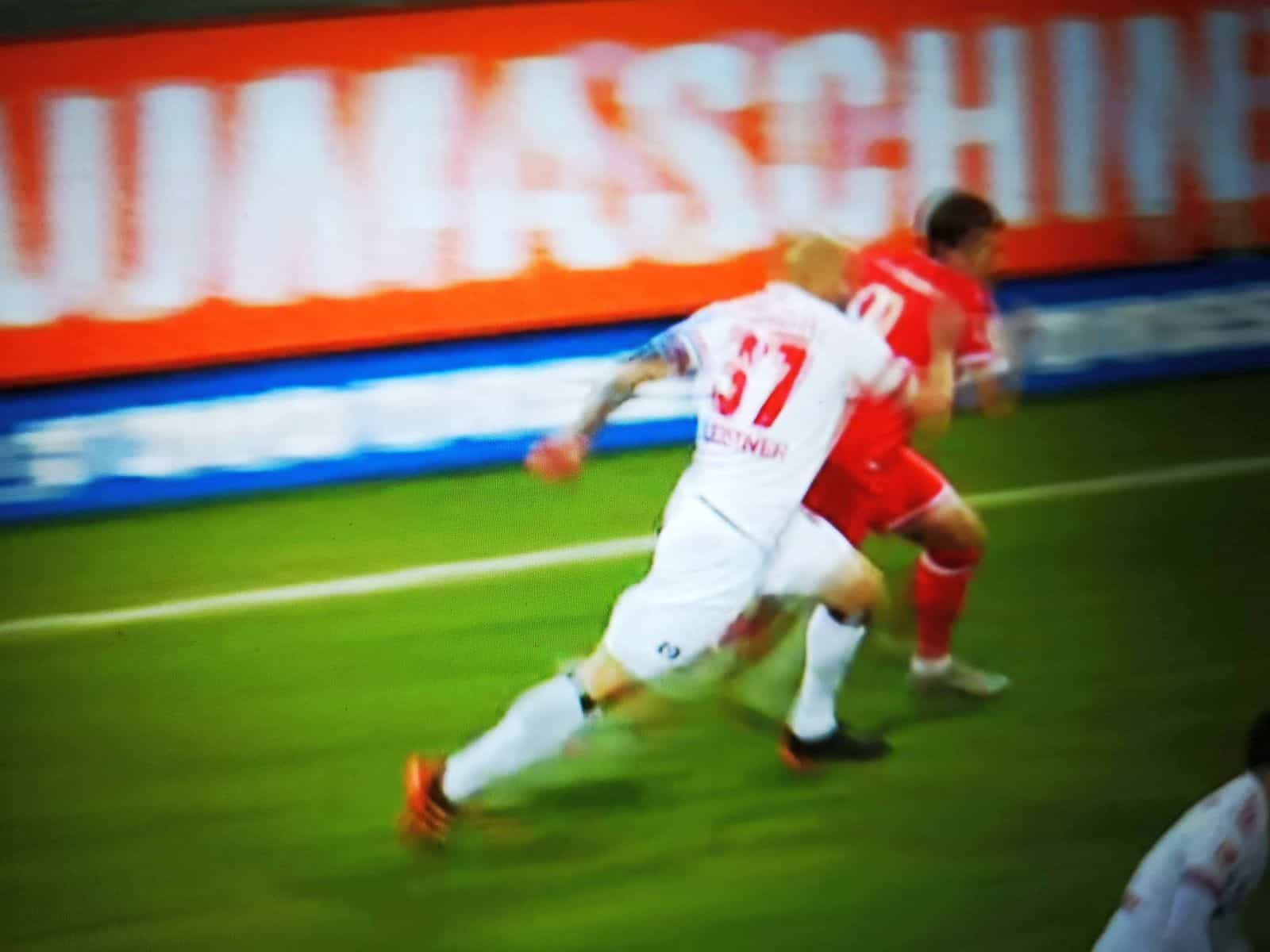 F95 vs HSV: Die Dynamik lag im Detail (Sky-Screenshot)
