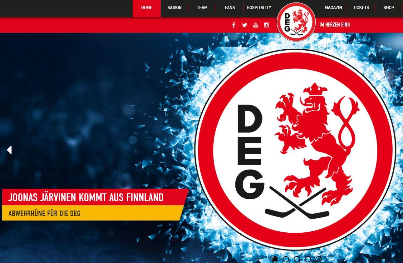 DEG: Saisonvorschau 2021/22 (Screenshot DEG)