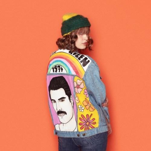 LIMITED EDITION Denim Jacket Freddie Mercury