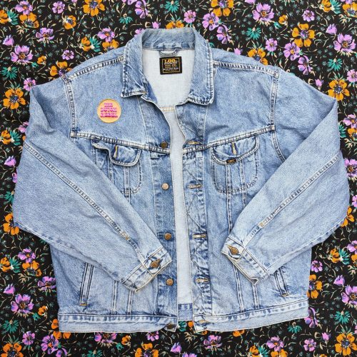 Denim Jacket Palmistry