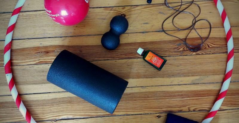 Faszienrolle, Massageöl, Sauna, etc - was hilft gegen Muskelkater