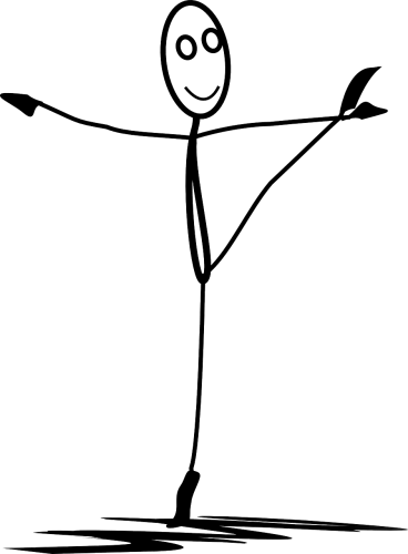 Körpertypen - der Strich in der Landschaft