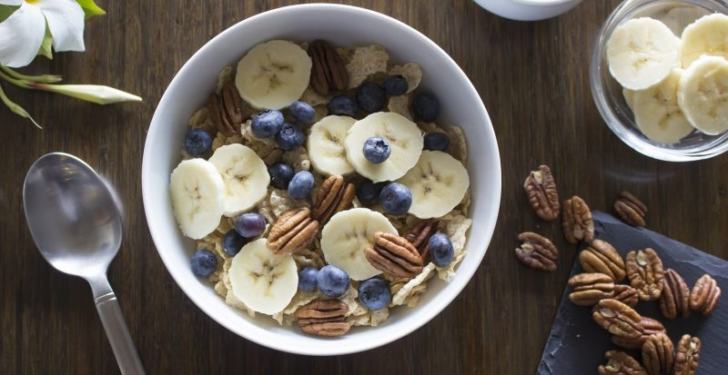 Vegane Protein-Bowl