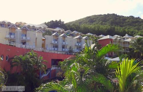 Das Hotel Karibea Goelette ist ein guter Ausgangspunkt zum Wandern auf Martinique