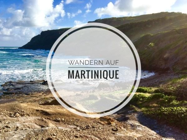 Eine traumhafte Kulisse bietet sich dir beim Wandern auf Martinique