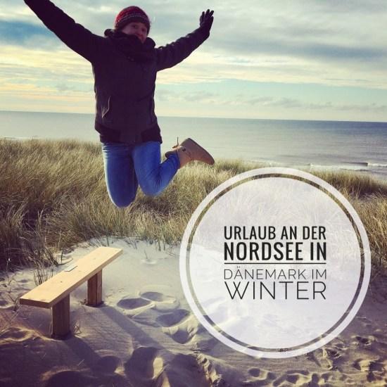 Fit in Dänemark im Winter