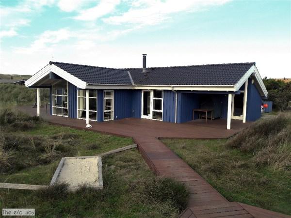 Unser wunderschönes Haus bei Hvide Sande an der dänischen Nordsee