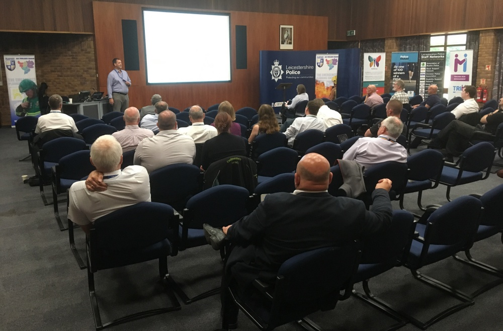 Successful CBRN Seminar held in Leicester