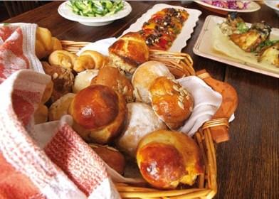 ארוחת בוקר אלומה בכפר