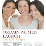 ordain women launch