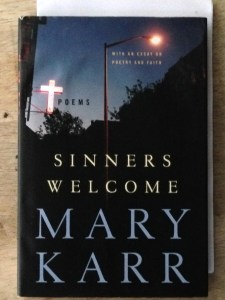 Mary Karr, Sinners Welcome
