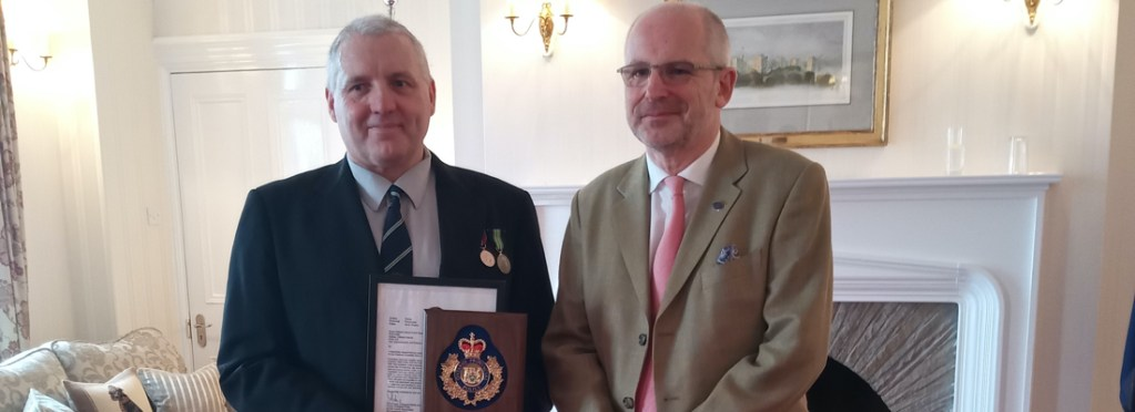 Director of Services receives Commendation